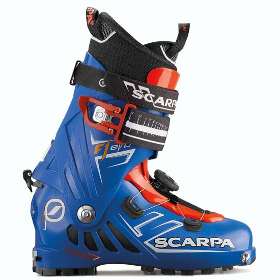 Scarpa F1 Evo SMU - Speed Blue