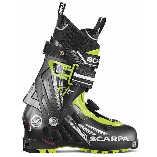 Scarpa F1 TR - Spblue/Green