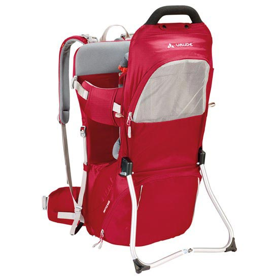 Vaude Shuttle Base - Dark Indian Red