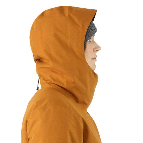 Arc'teryx Patera Parka W - Photo de détail