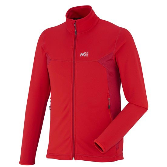 Millet Tech Strech Light Jacket - Red