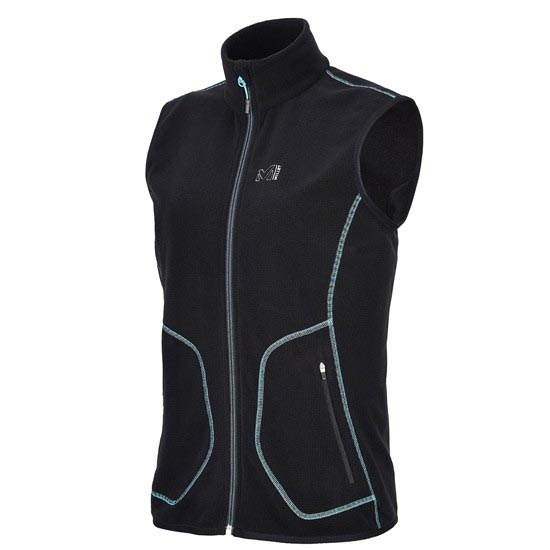 Millet Koda Grid Vest W - Black