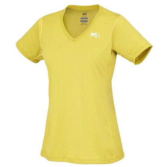 Millet Lkt Activ T-Shirt SS W - Yellow