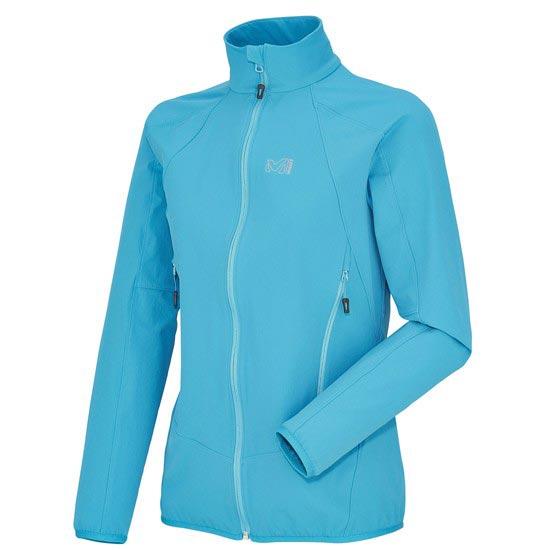 Millet Roc Xcs Jacket W - Turquoise