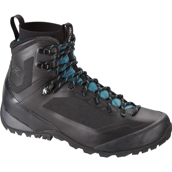 Arc'teryx Bora Mid GTx W - Black/Mid Seaspray