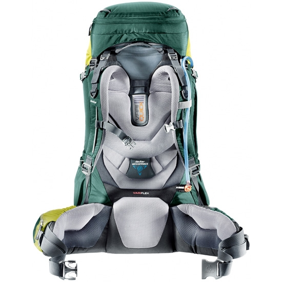 Deuter Aircontact 55+10 - Photo of detail