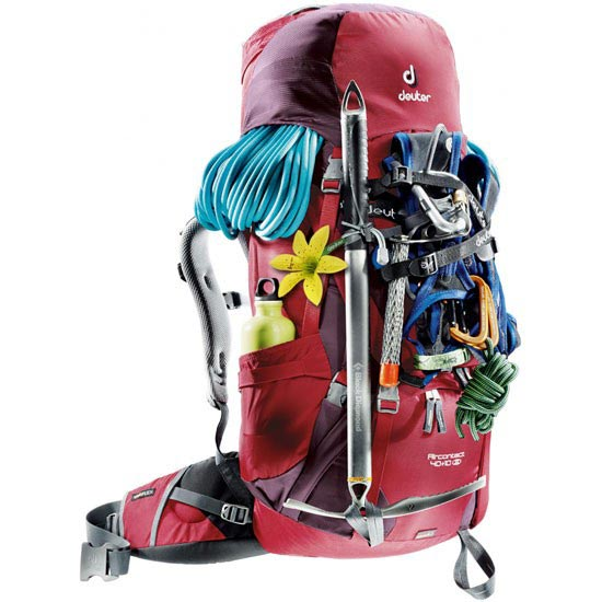 Deuter Aircontact 60 + 10 SL - Photo de détail