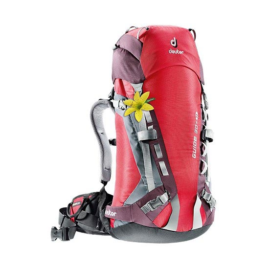 Deuter Guide Lite 30+6 W - Fire/Aubergine