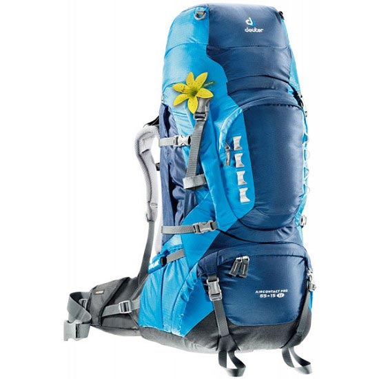 Deuter Aircontact Pro 65+15 W - Midnight/Turquoise