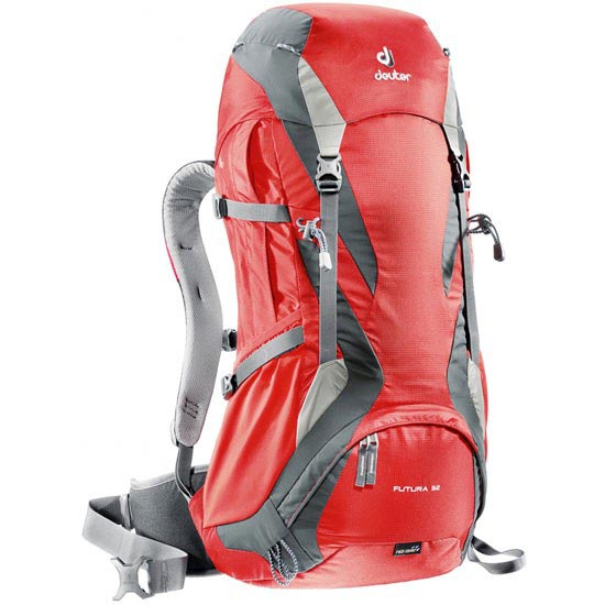 Deuter Futura 32 - Fire-Granite