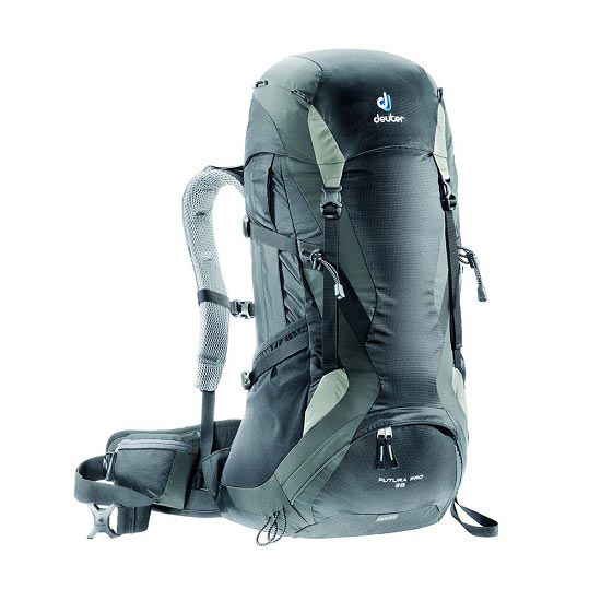 Deuter Futura Pro 36 - Black/Granite