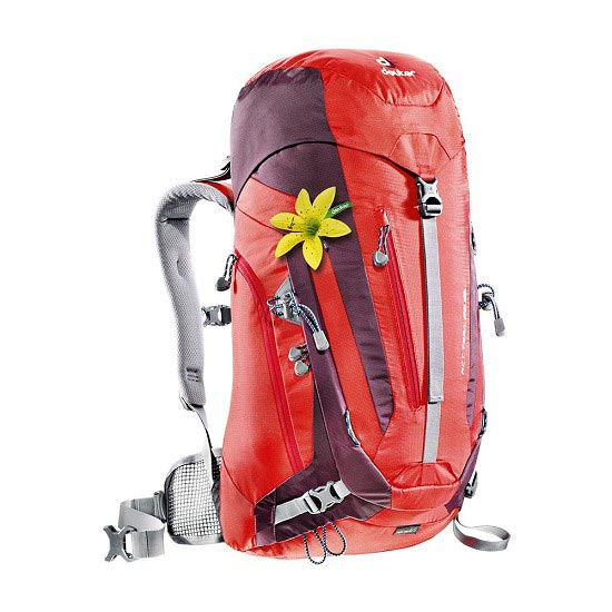 Deuter Act Trail 28 W - Fire/Aubergine