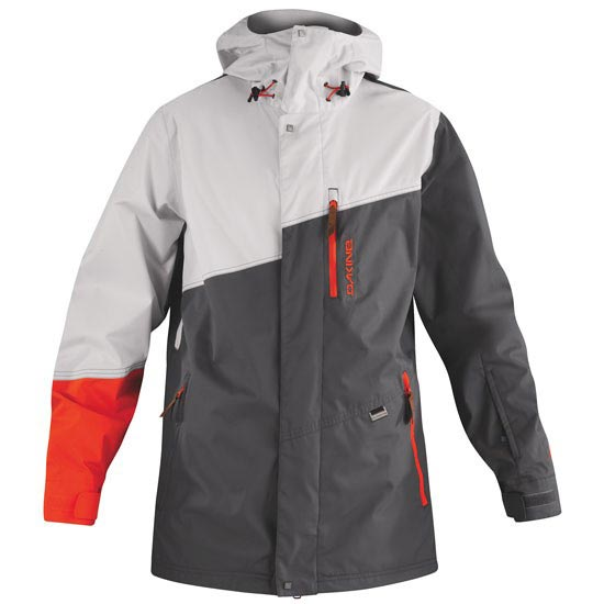 Dakine Ledge Jacket - Charcoal/Silver