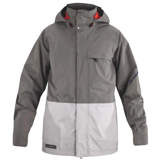 Dakine Atmos Jacket - Grey/Silver