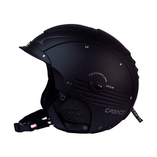 Casco SP-5 FX - Schwart Matt/Black Matt