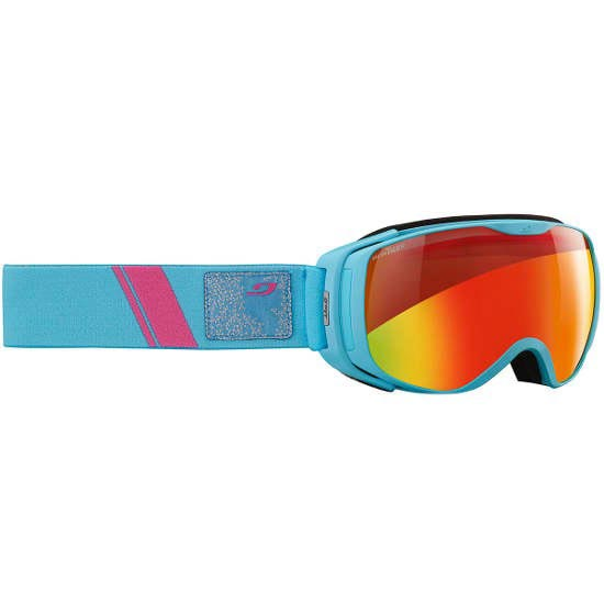 Julbo Luna Blue/Snow Tiger - Blue