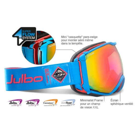 Julbo Aerospace - Photo of detail