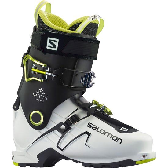 Salomon MTN Explore - White/Black
