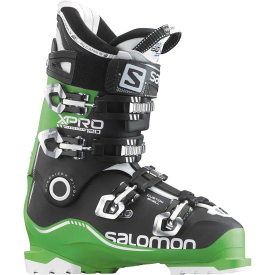 Salomon X Pro 120 - Green/Black/White