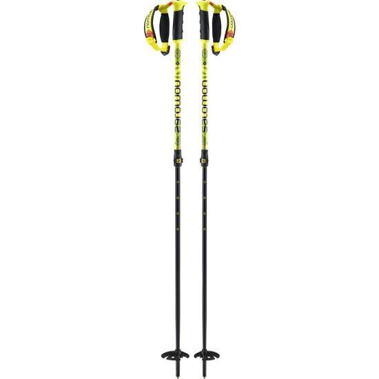 Salomon Q Alu S3 - Black/Yellow