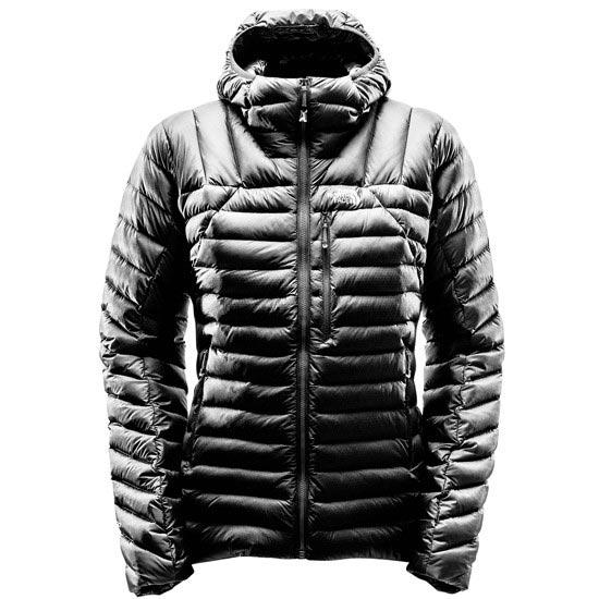 The North Face L3 Jacket W - GFR TNF Black/Asphalt Grey