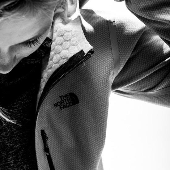 The North Face L2 Jacket W - Photo de détail