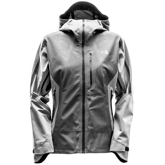 The North Face L5 Jacket W - FYX TNF Black/Vaporous Grey