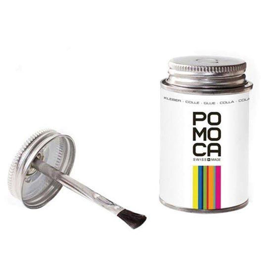 Pomoca Glue Tin + Brush 150 g -