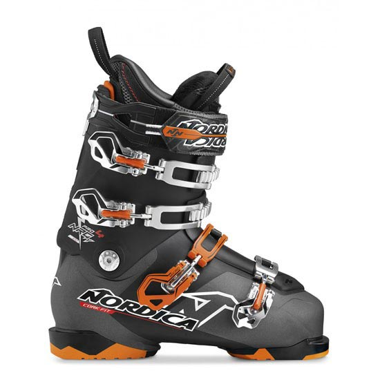 Nordica NRGY PRO 4 - Black/Orange