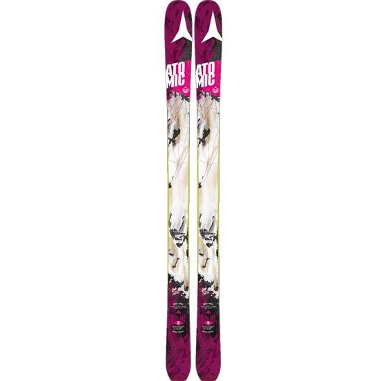 Atomic Backland WMN 78 - White/Berry