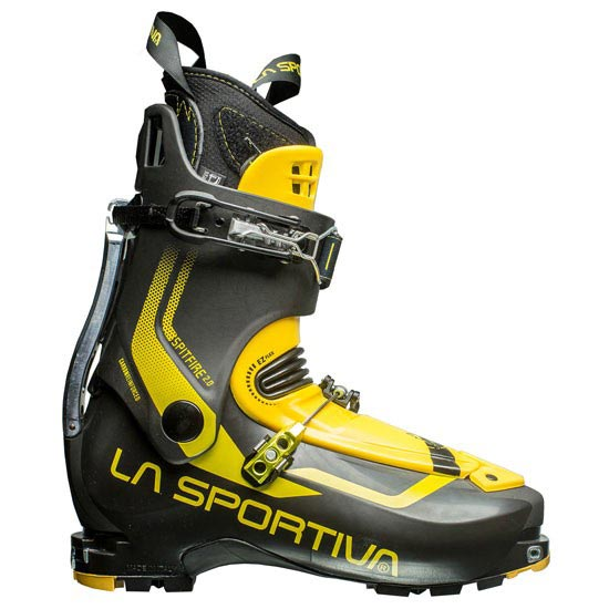 La Sportiva Spitfire 2.0 - Black/Yellow