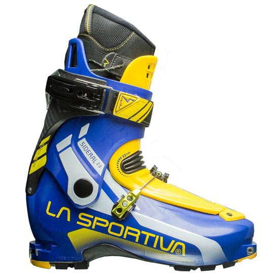 La Sportiva Sideral 2.0 - Yellow/Blue