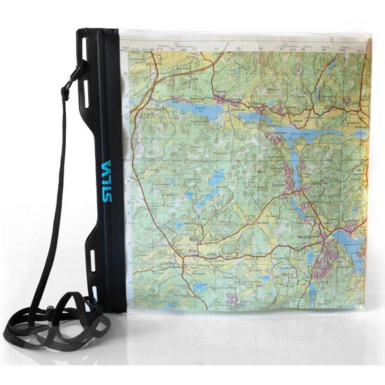 Silva Carry Dry Map Case L -