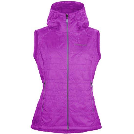 Norrona Lyngen Alpha100 Vest W - Pumped Purple