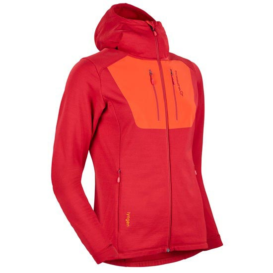 Norrona Lyngen Powerstretch Pro Hoodie W - Photo de détail