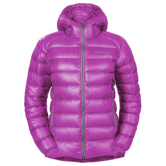 Norrona lyngen lightweight down750 Jacket W - Pumped Purple