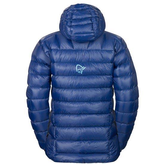 Norrona lyngen lightweight down750 Jacket W - Photo de détail