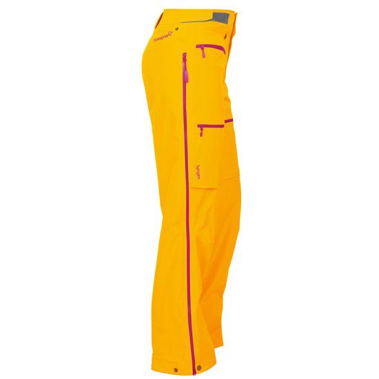 Norrona Lyngen Driflex3 Pants W - Photo de détail