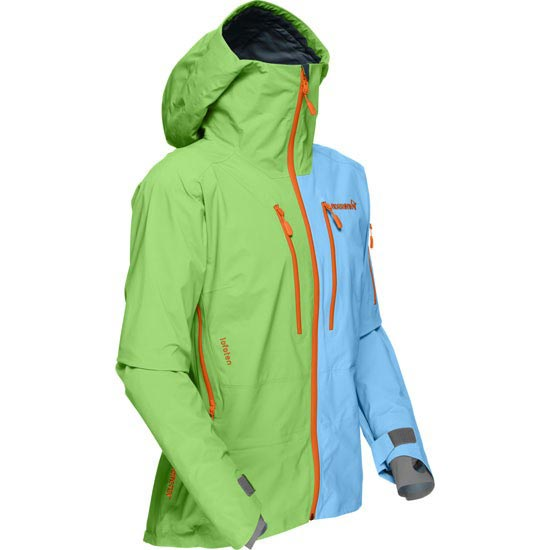 Norrona Lofoten Gore-Tex Pro Jacket W - Photo de détail