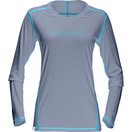 Norrona 29 Tech Long Sleeve Shirt W - Bedrock