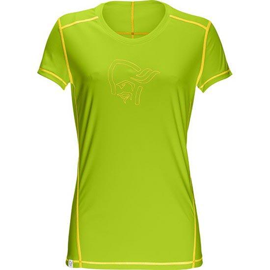 Norrona 29 Tech T-Shirt W - Birch Green