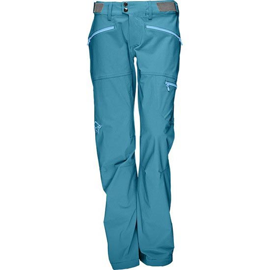 Norrona Falketind Flex1 Pants W - Iceberg Blue