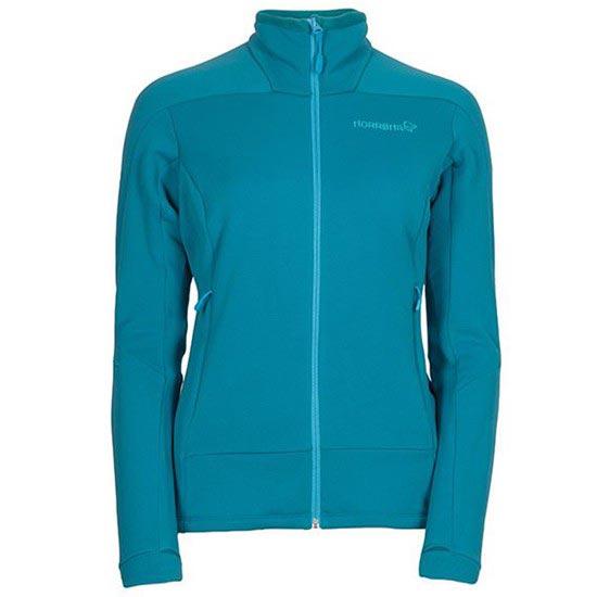 Norrona Falketind Power Stretch Jacket W - Iceberg Blue