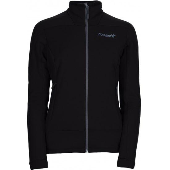 Norrona Falketind Power Stretch Jacket W - Caviar