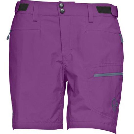 Norrona Bitihorn Lightweight Shorts W - Purple Rain