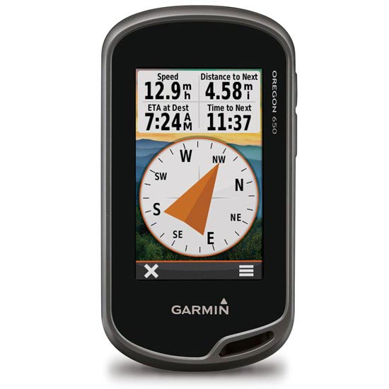 Garmin Oregon 650 -