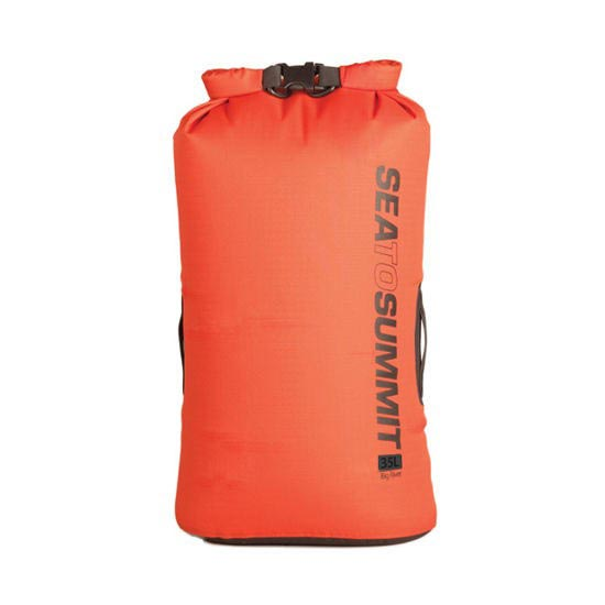 Sea To Summit Big River Dry Bag 35L - Naranja