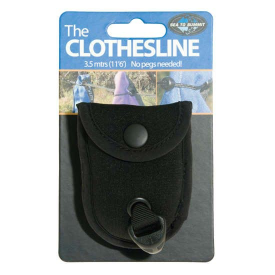 Sea To Summit The Clothesline - Black