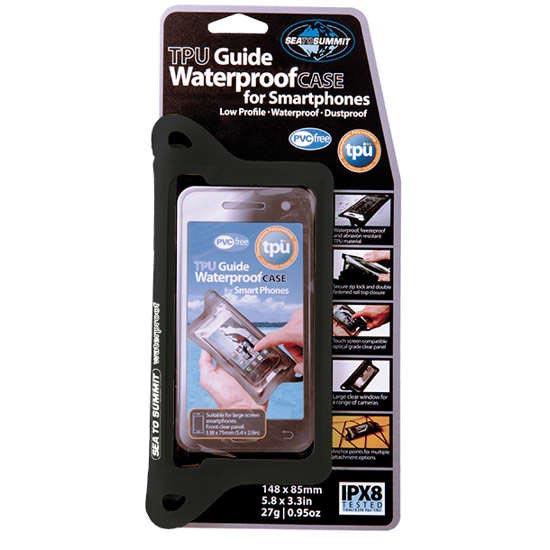 Sea To Summit Tpu Guide Waterproof Case Smartphones - Photo de détail