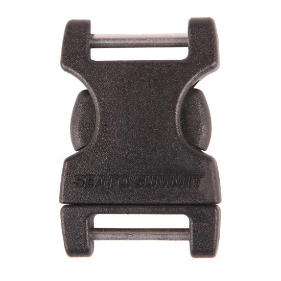 Sea To Summit Field Repair Buckle-15 mm Side Release 2P - Black